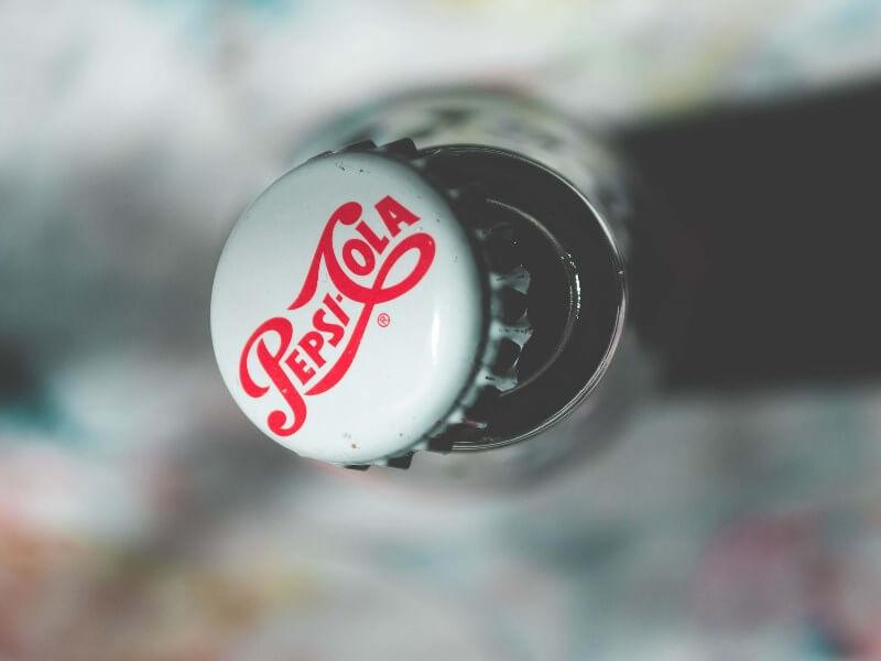 Pepsi Cola Branding