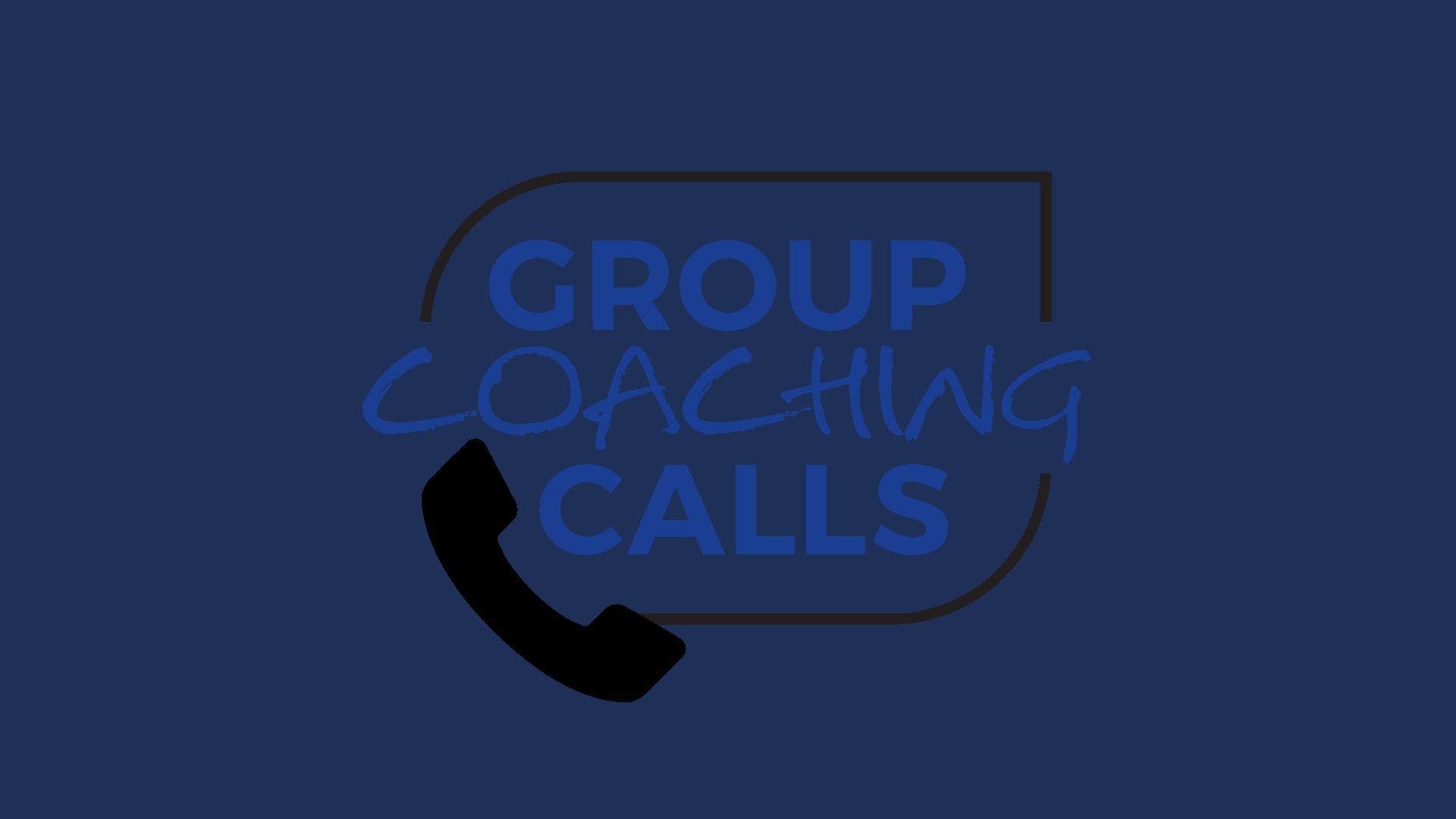 group coach calling written
